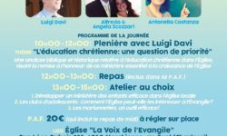 Séminaire D'Éducation Chrétienne 2017